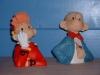 bustes de Spirou et Fantasio